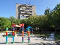 Екатеринбург, Космонавтов проспект, дом 27А. многоквартирный дом