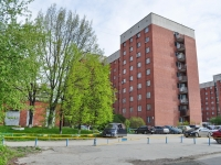 neighbour house: avenue. Kosmonavtov, house 30/2. hostel УрГПУ, №2