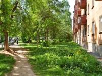 叶卡捷琳堡市, Kosmonavtov avenue, 房屋 43Б. 公寓楼