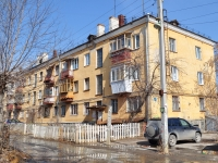 neighbour house: avenue. Kosmonavtov, house 71. Apartment house