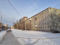 Yekaterinburg, Kosmonavtov avenue, house 92. Apartment house