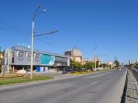 Yekaterinburg, Kosmonavtov avenue, house 29Г. sports club
