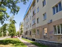 Yekaterinburg, Lomonosov st, house 8. Apartment house