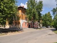 叶卡捷琳堡市, Lomonosov st, 房屋 25. 公寓楼