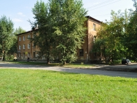 Yekaterinburg, Lomonosov st, house 34. Apartment house