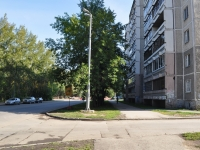 Yekaterinburg, Lomonosov st, house 44. Apartment house