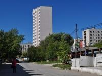 Yekaterinburg, Lomonosov st, house 57А. Apartment house