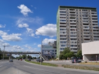 Yekaterinburg, Metallurgov st, house 4А. Apartment house