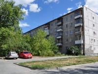 neighbour house: st. Metallurgov, house 10. Apartment house