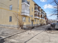 Yekaterinburg, Gastello st, house 28Б. Apartment house