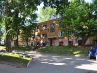 Yekaterinburg, Gastello st, house 19Б. Apartment house