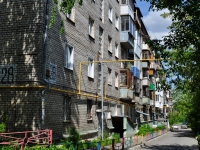 neighbour house: st. Mramorskaya, house 28. Apartment house