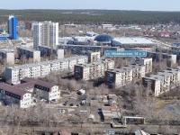 Yekaterinburg, Mramorskaya st, house 34/3. Apartment house