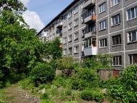 Yekaterinburg, Mramorskaya st, house 38. Apartment house