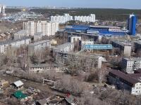 叶卡捷琳堡市, Mramorskaya st, 房屋 40. 公寓楼