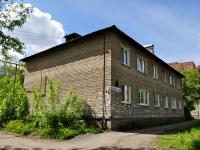 Yekaterinburg, st Pavlodarskaya, house 13. Apartment house