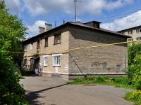 Yekaterinburg, st Pavlodarskaya, house 15. Apartment house