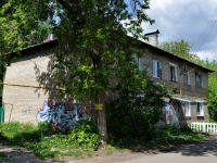 Yekaterinburg, st Pavlodarskaya, house 15А. Apartment house