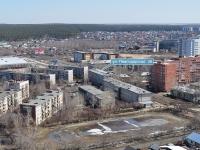Екатеринбург, улица Павлодарская, дом 38. общежитие