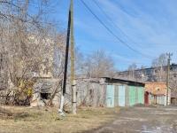 Yekaterinburg, st Pavlodarskaya. garage (parking)