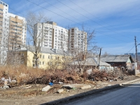 Yekaterinburg, Shcherbakov st, house 39. Apartment house