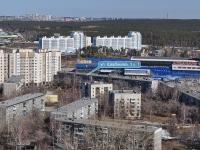 叶卡捷琳堡市, Shcherbakov st, 房屋 3/1. 公寓楼