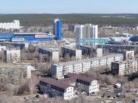 Yekaterinburg, Shcherbakov st, house 3/3. Apartment house