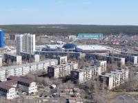 """叶卡捷琳堡市, 购物娱乐中心 """"Глобус"""", Shcherbakov st, 房屋 4"""