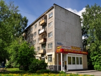neighbour house: st. Shcherbakov, house 5/3. Apartment house