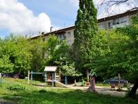 Yekaterinburg, Shcherbakov st, house 7. Apartment house