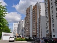 Yekaterinburg, Shcherbakov st, house 37. Apartment house