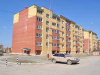 neighbour house: st. Kolokolnaya, house 33. Apartment house