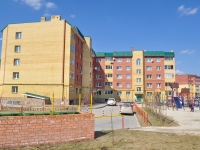 Yekaterinburg, Koltsevaya st, house 29. Apartment house