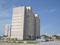 Yekaterinburg, Koltsevaya st, house 37. Apartment house