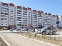 Yekaterinburg, Krasnolesya st, house 14/1. Apartment house