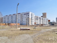 Yekaterinburg, Krasnolesya st, house 14/2. Apartment house