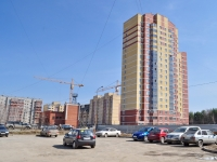 neighbour house: st. Krasnolesya, house 14 к.5. Apartment house