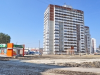 Yekaterinburg, Krasnolesya st, house 16. Apartment house