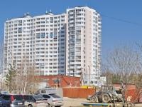 Екатеринбург, улица Краснолесья, дом 24. многоквартирный дом