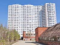 Yekaterinburg, Krasnolesya st, house 26. Apartment house