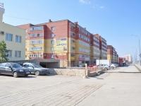 Екатеринбург, улица Краснолесья, дом 47. многоквартирный дом