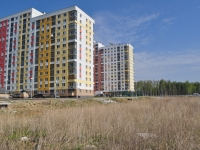 Yekaterinburg, Krasnolesya st, house 99. Apartment house