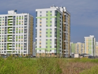 Yekaterinburg, Krasnolesya st, house 101. Apartment house