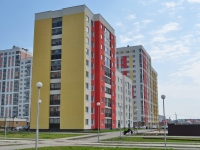 Yekaterinburg, Krasnolesya st, house 107. Apartment house
