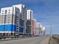 neighbour house: st. Krasnolesya, house 135. Apartment house