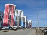 隔壁房屋: st. Krasnolesya, 房屋 149. 公寓楼