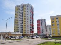 Yekaterinburg, Krasnolesya st, house 111. Apartment house