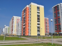 Yekaterinburg, Krasnolesya st, house 113. Apartment house