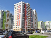neighbour house: st. Krasnolesya, house 121. Apartment house