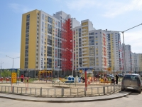 Yekaterinburg, Krasnolesya st, house 123. Apartment house